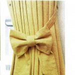 Bow Curtain Tieback