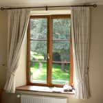 Easy-to-Wash Curtains